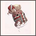 トナカイのプレゼント袋