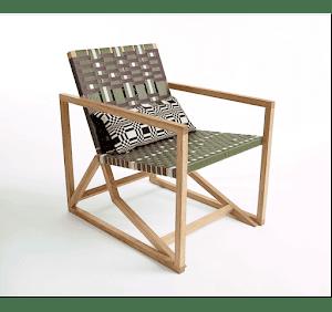 Sandra Clodion,sièges, papier japonais