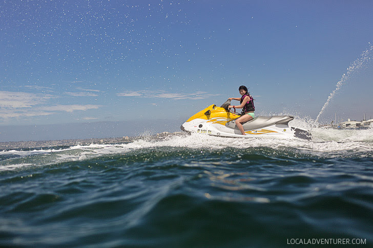 Luxury Jet Ski San Diego - Fun Things to Do in San Diego.