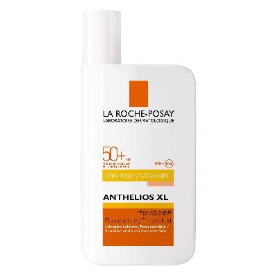 anthelios xl fluido color p/sensible spf50 50ml