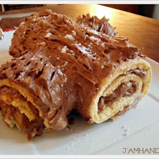 Old South Jelly Roll Cake.