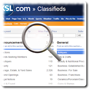 KSL Classifieds Search Tool | FREE Android app market