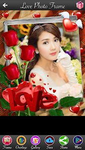 Love Photo Frame screenshot 1