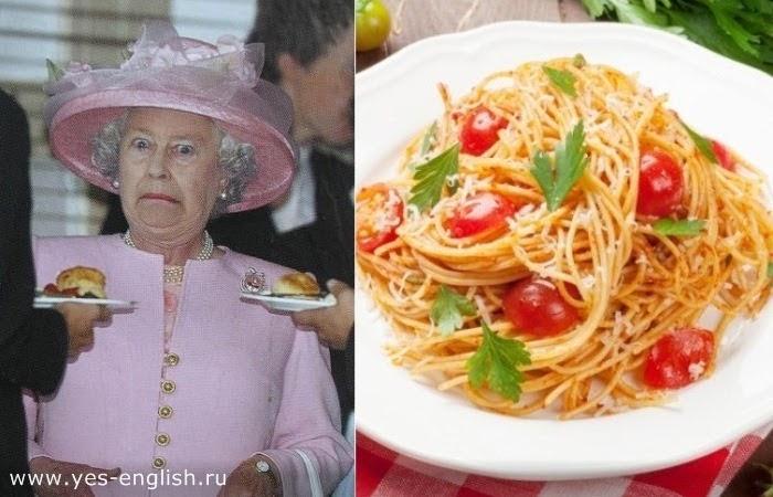 Тайны стола английской королевы (фото)