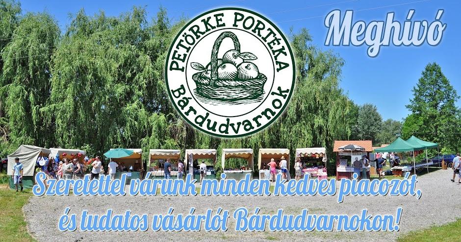 Petörke Portéka