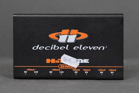 Decibel Eleven Hot Stone USED. Very good condition. No box or cables.