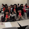 國際商務系系學會鼓勵同學加油糖果包(all pass糖)