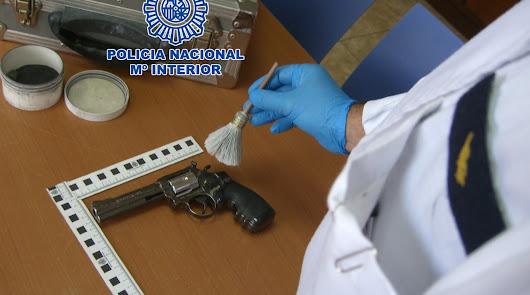 La Policía Nacional aumenta en Almería el número de identificados por huellas