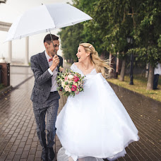 Nhiếp ảnh gia ảnh cưới Aleksey Shirokikh (Shirokikh). Ảnh của 17.10.2018