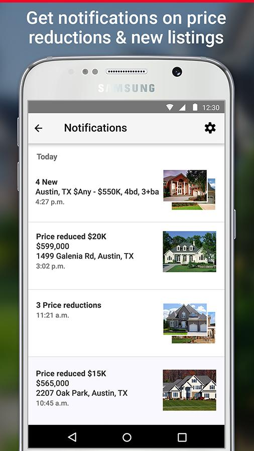 Realtor.com Real Estate, Homes- screenshot