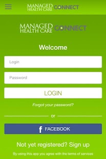 Download Managed Health Care Connect For PC Windows and Mac apk screenshot 1