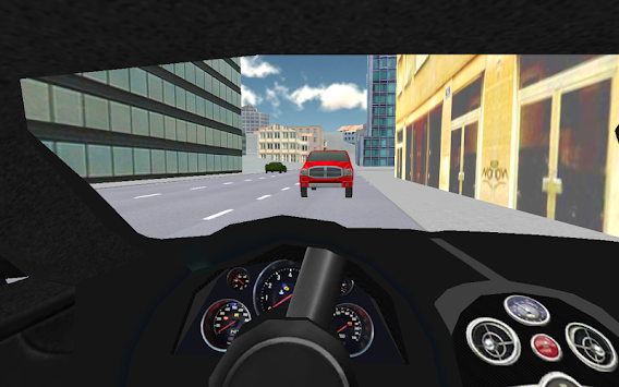 Police Chase - The Cop Car Driver APK screenshot thumbnail 5