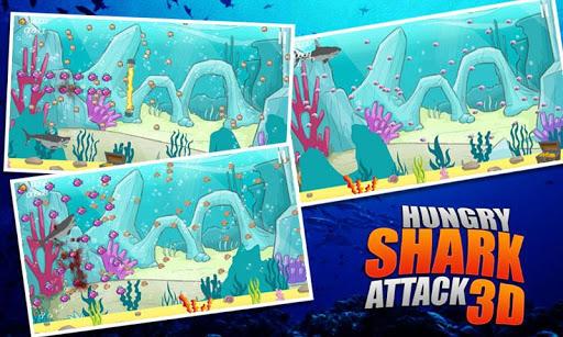 Hungry Shark Attack Simulator