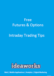 Free Futures & Options Intraday Trading Tips - náhled