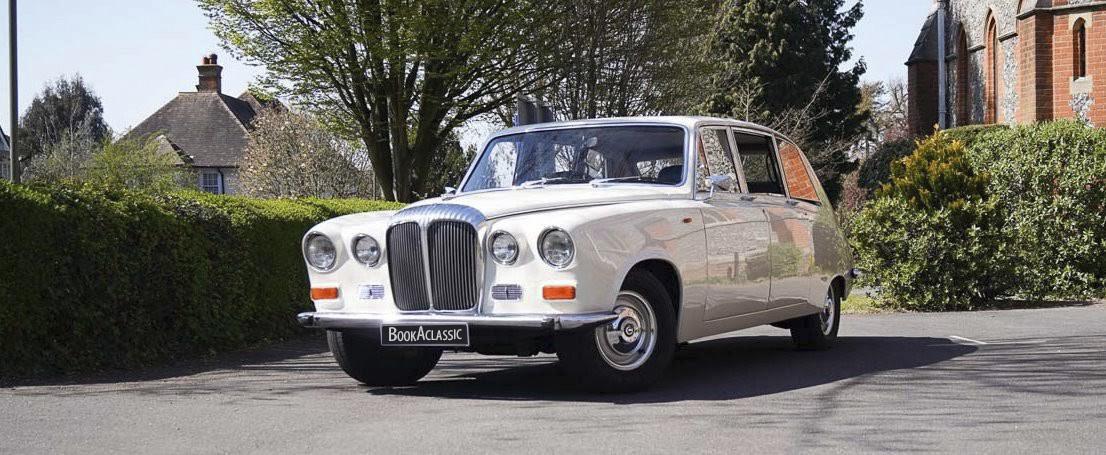 Daimler Ds420 Hire London