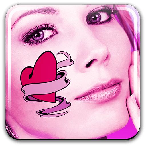 紋身設計貼紙應用 娛樂 App LOGO-硬是要APP