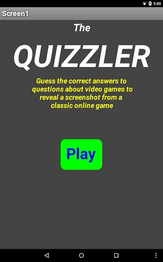 Quiz Reveal-The Quizzler