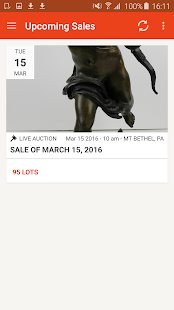 Teel Auctions Online Bidding- screenshot thumbnail