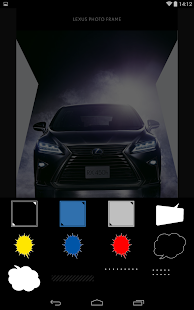 LEXUS PHOTO FRAME- screenshot thumbnail