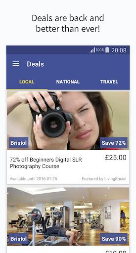 vouchercloud: deals & offers screenshot 7