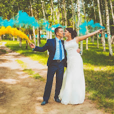 Wedding photographer Kseniya Dikaya (DIKFOTO). Photo of 07.09.2015