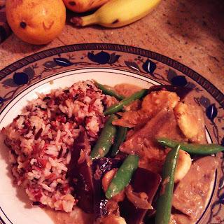 Banana Coconut Curry Recipes.