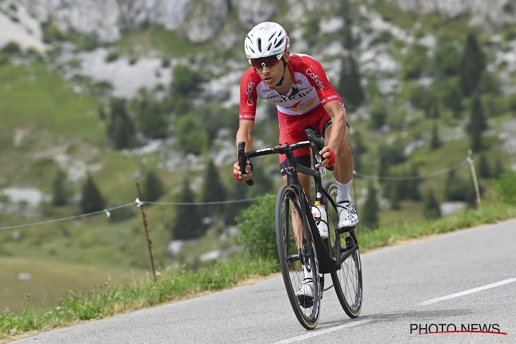 Guillaume Martin, ex-Wanty Gobert, een jaar langer kopman bij zijn huidige ploeg