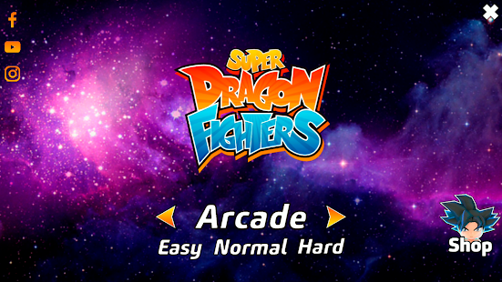 Super Dragon Fighters v2.0 APK (Mod Unlocked) Full
