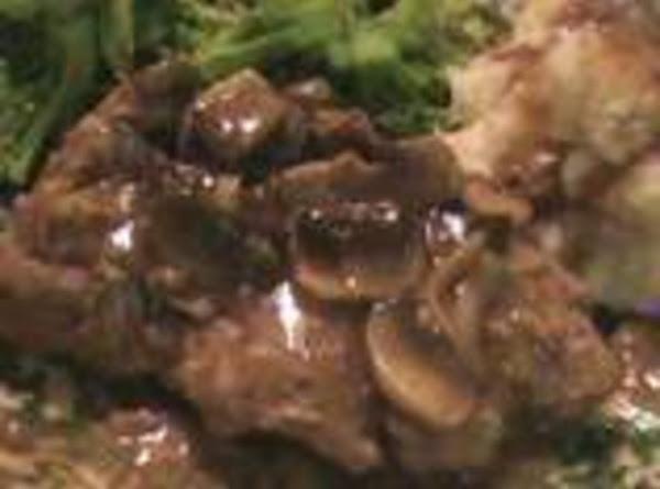 Country Mushroom Steak Recipe