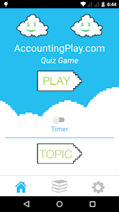 Accounting Quiz Game- screenshot thumbnail