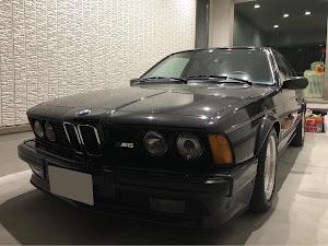 M6 E24 88年式 D車のカスタム事例画像 とありくさんの2019年09月20日16:45の投稿