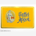 Logo of Privat Gaffel Becker Kolsch