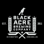 Logo of Black Acre Earl Grey Vertical Sun
