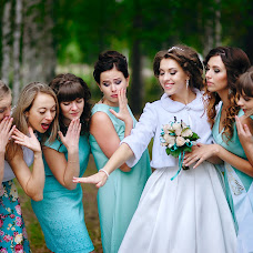Wedding photographer Pavel Sidorov (Zorkiy). Photo of 16.09.2017