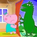 Three Little Pigs icon