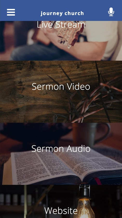 Journey Church Gillette- screenshot