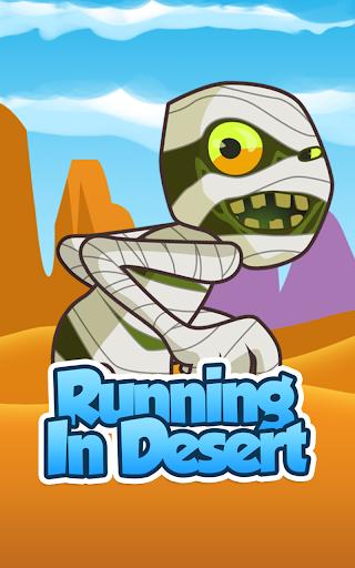 Correr en el Desierto