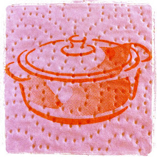Photo: Kitchen pot napkin figurine #intercer #pot #napkin - via Instagram, http://instagr.am/p/LiIE-TJflI/