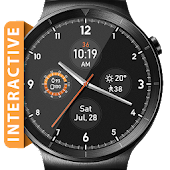 Tải Simply Minimal HD Watch Face Widget Live Wallpaper miễn phí