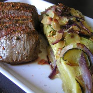 Sansho Steak & Potatoes Casserole