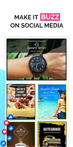 Poster Maker Flyer Maker Graphic Design App 28.0 Apk for Android 8