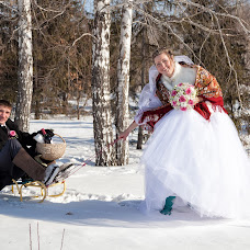 Wedding photographer Konstantin Nazarov (Nazarov). Photo of 06.03.2016
