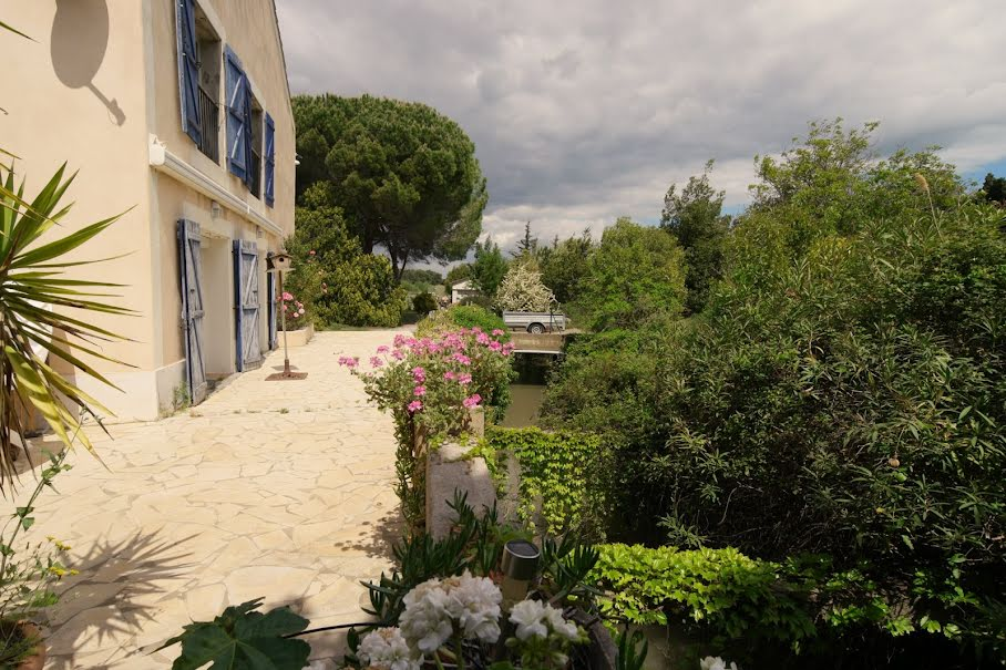 Vente maison 5 pièces 145 m² à Narbonne (11100), 880 000 €