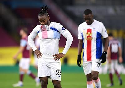 Premier League : Première victoire pour Burnley contre Crystal Palace et ses Belges