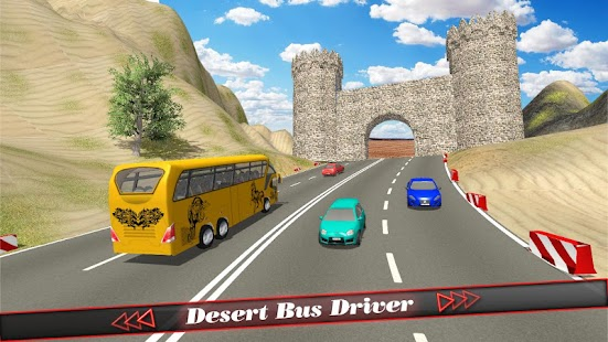 Hill Coach Bus Simulator : Winter Tour Mad Drive - náhled