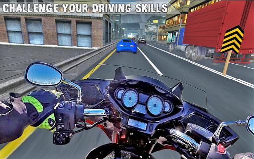 Crazy Bike attack Racing New: motorcycle racing  screenshots 20