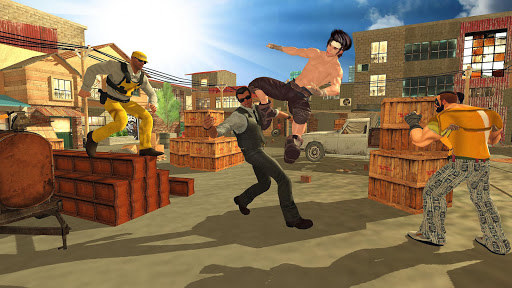 Kung fu street fighting game 2020- street fight 1.12 screenshots 7