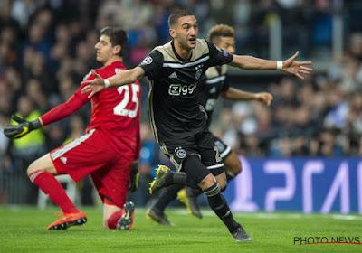 Bayern München verlaat de piste van Leroy Sané en wil Hakim Ziyech van AFC Ajax