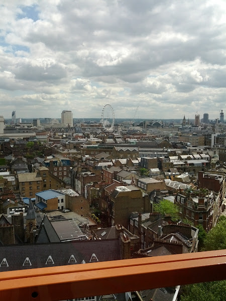 Photo: Google London view
