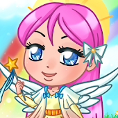Chibi Angel Dress Up Game